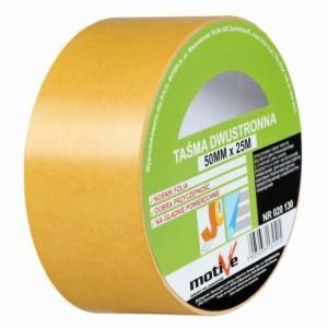 Páska lepiaca obojstranná 25m,10m