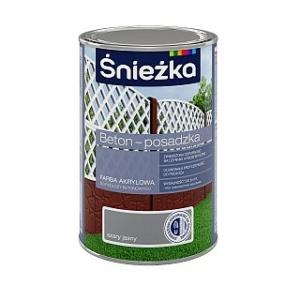 Sniežka betón - farba na betonové podlahy a ploty 1L
