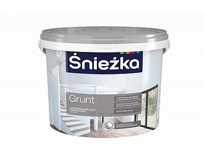 Sniežka GRUNT biela základná farba na steny