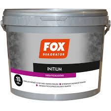FOX dekorator Initium základná podkladová farba pod dekoračné farby FOX 1L/5L