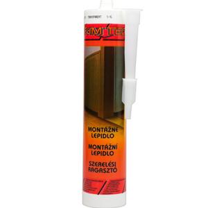 KIM-TEC montážne univerzálne lepidlo 310 ml
