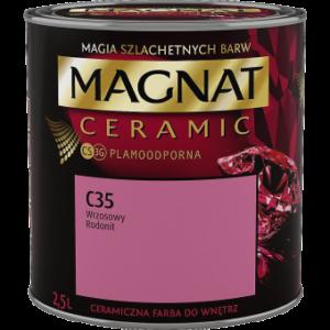 MAGNAT Ceramic -keramická interiérová farba 2,5L